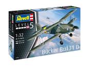 PROMO Revell 03886 Samolot do sklejania Bucker BU131 JUNGMAN