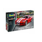 PROMO Revell 07040 Samochód Dodge Viper GTS 1:25