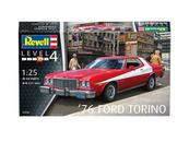PROMO Revell 07038 Samochód do sklejania Ford Torino 1976 1:25