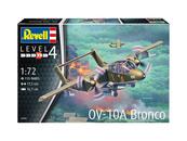PROMO Revell 03909 Samolot do sklejania OV-10A Bronco 1:72