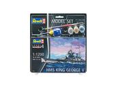 PROMO Revell 65161 Model HMS King George V 1:1200