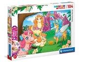 Puzzle 104 Fantasy World