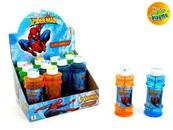 Bańki mydlane duże 300ml p12 Spiderman. DULCOP mix, cena za 1szt.
