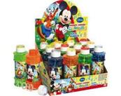 Bańki mydlane duże 300ml p12 Mickey Mouse. Myszka Miki DULCOP mix cena za 1szt.