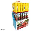 Miecz do robienia baniek mydlanych Cars 125ml p24, cena za 1szt.
