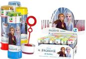 Bańki mydlane 60ml p36 Frozen 2 DULCOP cena za 1szt.