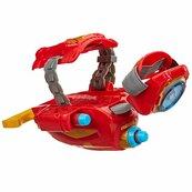 Nerf Avengers - Iron Man Rękawica z wyrzutnią Power Moves + 3 strzałki