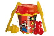 PROMO Zestaw do piasku Super Mario 110664