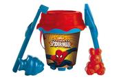 PROMO Zestaw do piasku Spiderman 110015