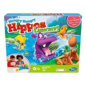 Głodne Hipopotamy Wyrzutnie (gra zręcznościowa) - Hungry Hungry Hippos Launchers