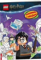 Lego Harry Potter. Zagrajmy w quidditcha!