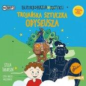 Superbohater z antyku T.8 Trojańska... audiobook