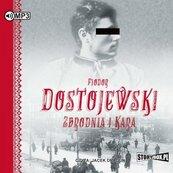 Zbrodnia i kara audiobook 2 CD