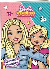 Barbie Dreamhouse Adventures. Kolorowanka...