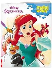 Disney księżniczka. Maluj wodą