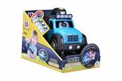 Bburago junior 81202 Jeep z reflektorami nocnymi i dźwiękiem