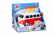 Bburago junior 85110 VW Samba z buźkami czerwony