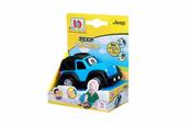 "Bburago junior 85121 Jeep Wrangler 3,5"" w pudełku"