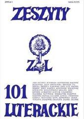 Zeszyty literackie 101 1/2008