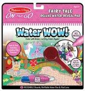 Kolorowanka wodna Water wow Deluxe Bajka