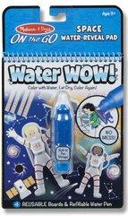 Kolorowanka wodna Water wow Kosmos