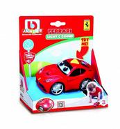 Bburago junior 81002 Autko ze światłem i dźwiękiem Ferrari F12 Berlinetta