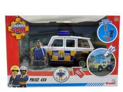 Strażak Sam Jeep policyjny z figurką Malcolm Simba