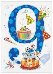 Karnet B6 Twoje urodziny HM-200-989