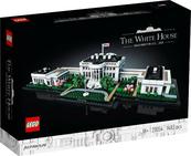 LEGO 21054 ARCHITECTURE Biały Dom p3