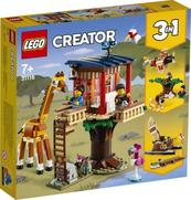 LEGO 31116 CREATOR Domek na drzewie na safari p4