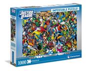 Clementoni Puzzle 1000el Impossible DC Comics 39599