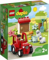 LEGO 10950 DUPLO Town Traktor i zwierzęta gospodarskie p4
