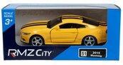 Ford Mustang Yellow RMZ