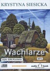 Wachlarze. Książka audio CD MP3