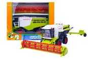 Kombajn Harvester zielony 1004030