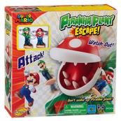 Ucieczka przed Kwiatem Piranią gra zręcznościowa Super Mario 07357