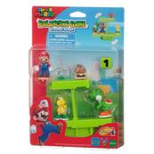 Utrzymaj równowagę Balancing game Poziom ziemia gra Super Mario 07358