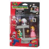 Utrzymaj równowagę Balancing game Poziom Zamek gra Super Mario 07360