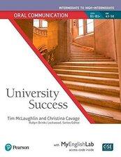University Success Intermed. Oral... SB + MyEngLab