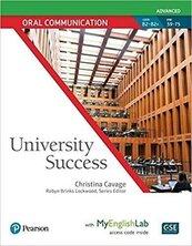 University Success Advanced. Oral Communication SB