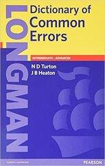 Longman Dictionary of Common Errors PEARSON