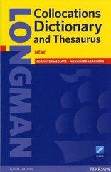 Longman Collocations Dictionary & Thesaurus BR