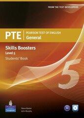 PTE General Skills Booster 5 SB + CD