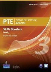 PTE General Skills Booster 3 SB + CD