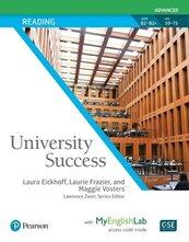 University Success Advanced. Reading SB...