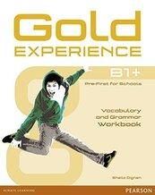 Gold Experience B1+ WB no key PEARSON