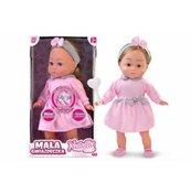 Lalka Natalia mała gwiazdeczka w sukience 36cm