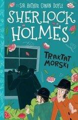 Sherlock Holmes T.7 Traktat morski