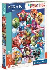 Puzzle 104 Super Kolor Pixar Party