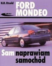 Ford Mondeo od listopada 1992 do listopada 2000